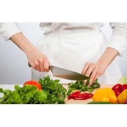 Preelaboración y conservación de vegetales y setas
